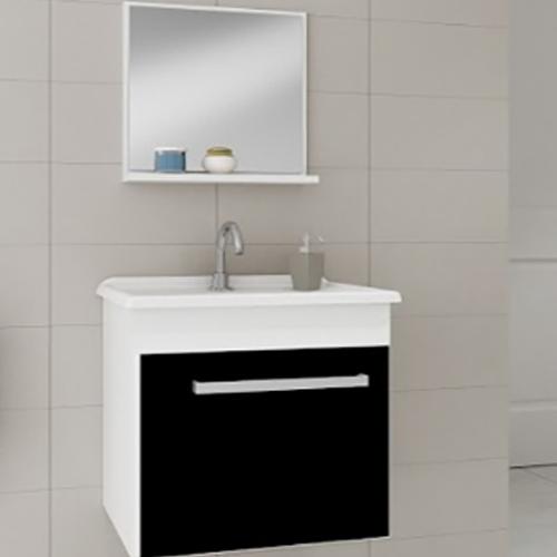 Kit Smart: com vidro branco e preto