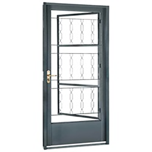 Porta Sala 80 – Aço